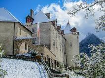 Het kasteel van Gruyères