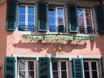 Lausanne facade