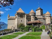 Het Château de Chillon