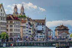 Bahnhofbrücke Zurich