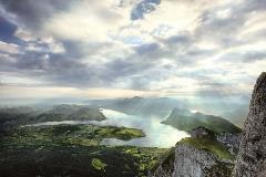 Lake Lucerne from Pilatus