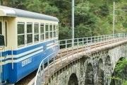 Trein op Centovalli-traject