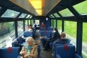 Golden Pass 1st class seats