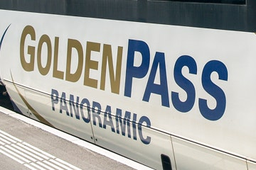 Golden Pass-route