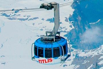 Luftseilbahn nach Titlis