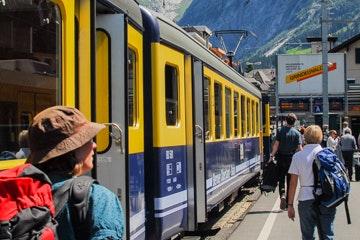 Bahnhof von Grindelwald