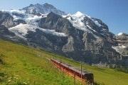 Tickets to Jungfraujoch (e-ticket)