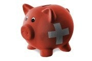 Swiss piggy bank