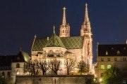 Münster Cathedral Basel