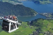 Stanserhorn cable car