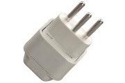 Swiss adapter plug
