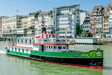Boat trip Basel