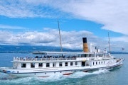 Boat trip Lake Geneva