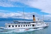 Boottocht Meer van Genève