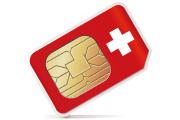 SIM card Zwitserland