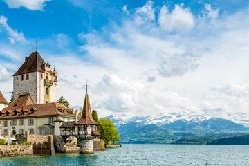 Boat trip Lake Thun