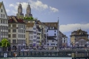 City walk Zurich