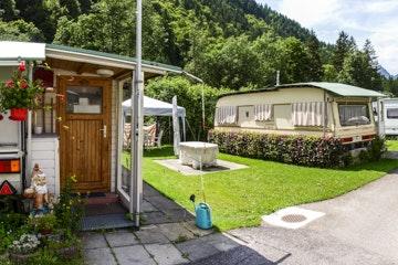 Campingplatz in Engelberg