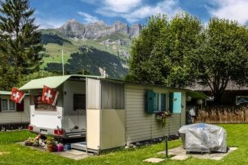 Campingplatz Engelberg