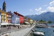 Town walk Ascona