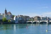 Stadswandeling Basel