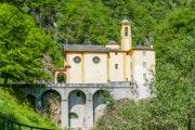 Brissago - Madonna del Sacro Monte - Brissago