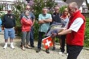 Gruppenreise in die Schweiz