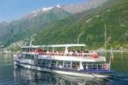 Boat trip Lake Maggiore