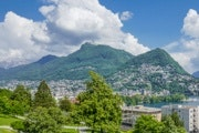 City walk Lugano