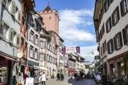 Town walk Rheinfelden