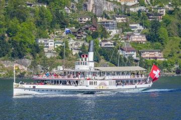 Boat trip Lake Lucerne