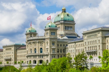 Swiss Federal Palace Bern