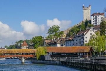 City walk Lucerne
