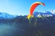Paragliding tandem flight from Beatenberg to Interlaken