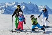 Plezier in de sneeuw in de Grindelwald BodmiArena
