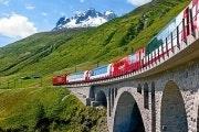 7-day romantic tour Switzerland Deluxe