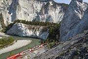 Eersteklas-pakketreis Glacier Express, 3 dagen vanuit Zürich