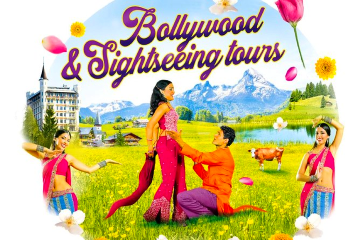 Full Bollywood film location tour