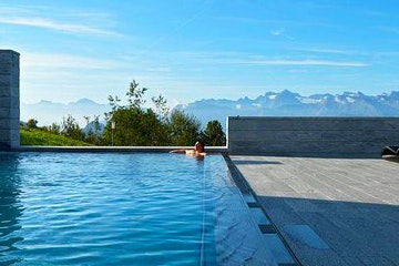 Day pass for Mount Rigi with boat ride and mineral bath