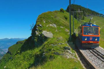Train tickets to Monte Generoso