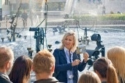 2-hour guided walking tour in Basel
