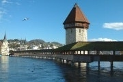 Two hour Lucerne city walk with private guide