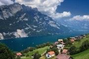 Dagtocht naar Heidiland en Liechtenstein vanuit Zürich