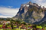 Interlaken and Grindelwald day trip from Zurich