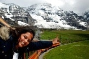 Guided day trip to Jungfraujoch from Zurich