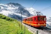 Dagtocht met gids naar het Jungfraujoch vanuit Luzern