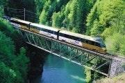 Zwitserse kaas, chocola en de Golden Pass-trein vanuit Genève