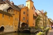 Half day tour to Annecy from Geneva