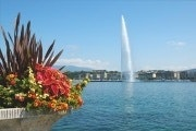 Geneva city tour by bus, tram, boat and on foot