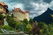 Full day trip to medieval Gruyères and chocolate factory from Geneva
